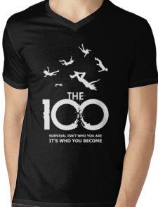 The 100 - Survival Mens V-Neck T-Shirt