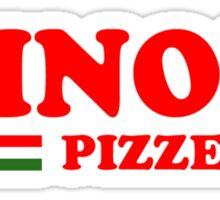 Nino's Pizzeria (menu) Sticker