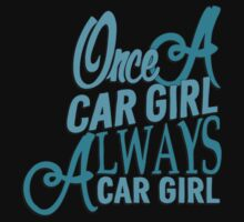 Once a car girl...  Kids Clothes