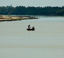 Thu Bon River by aussiejase