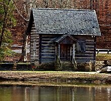 McHargue's Mill, Ky by Krissey Napier