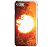"""Suburban Sundown"" - iPhone Case iPhone Case/Skin"
