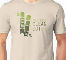Peater's Clean Cut on Bamboo Island Unisex T-Shirt