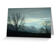 Stormy Weather ^ Greeting Card