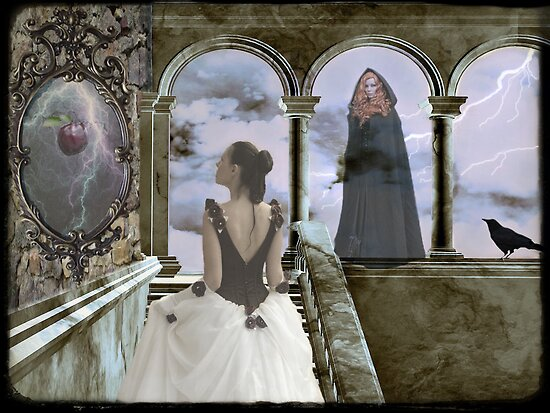 Once upon a time... by MarieG
