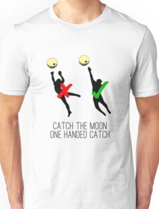 Catch the moon Unisex T-Shirt