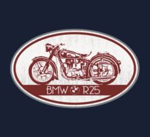 BMW R25 - red/white by Benjamin Whealing