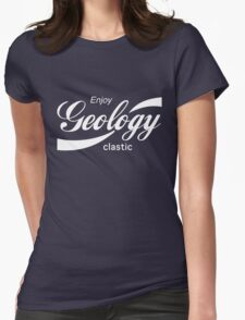 Geology Humor Womens Fitted T-Shirt