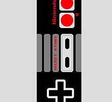 Nintendo NES Gaming Controller  by avdesigns