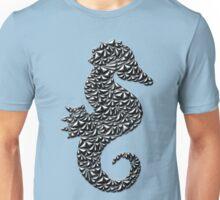Metallic Seahorse Unisex T-Shirt