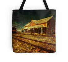 Can You Hear the Whistle Blowing? Tote Bag