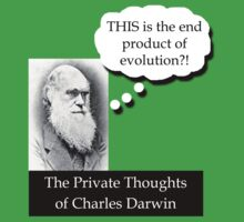 Charles Darwin - Disappointed by Ryan Houston