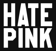 Hate Pink One Piece - Short Sleeve