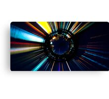 Star of the Lake Canvas Print