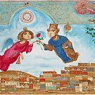 Meeting in the Sky (work in progress) by Tigran Akopyan