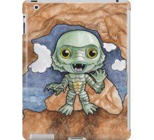 Creature from the Black Lagoon  iPad Case/Skin