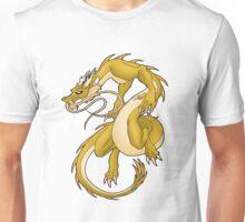 Gold Dragon Unisex T-Shirt