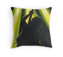 Rock Off Nr2 Throw Pillow