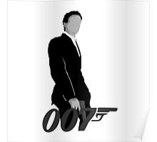Agent 007 Poster