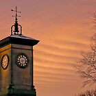 A sunrise at the Clocktower  by Rosie Nixon