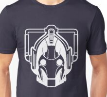 Cyberman (white) Unisex T-Shirt