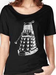 Dalek (white) Women's Relaxed Fit T-Shirt