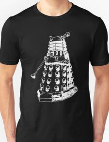 Dalek (white) T-Shirt