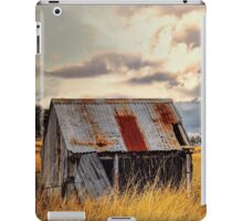 Outback Shed iPad Case/Skin