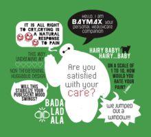 Baymax Kids Tee