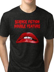 Rocky Horror - Science Fiction/Double Feature Tri-blend T-Shirt