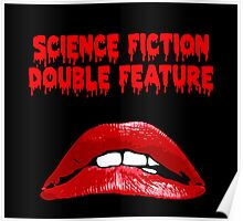 Rocky Horror - Science Fiction/Double Feature Poster