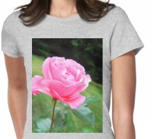 my lovely pink Womens Fitted T-Shirt