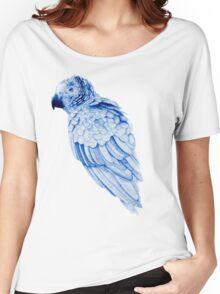 Blue Parrot Women's Relaxed Fit T-Shirt