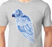Blue Parrot Unisex T-Shirt