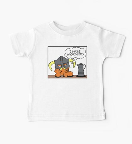 The Lasagnaborn Baby Tee