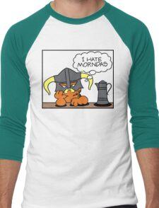The Lasagnaborn Men's Baseball ¾ T-Shirt