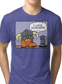 The Lasagnaborn Tri-blend T-Shirt