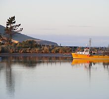Fishing boat safe and sound by Paul Watson