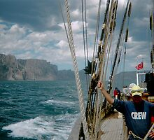 Down the Tasmanian Coast One and All 2003 by tunna