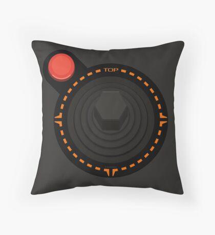 Atari Controller Throw Pillow
