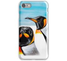 Penguins  iPhone Case/Skin