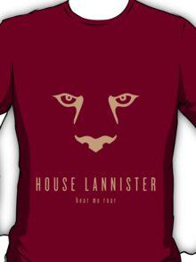 House Lannister Minimalist T-Shirt T-Shirt