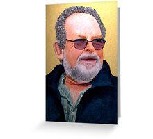 Man with Beard Greeting Card