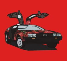 Organic Delorean by theloneginger