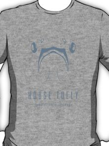 House Tully Minimalist T-Shirt T-Shirt