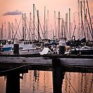 Scarborough Marina by -aimslo-