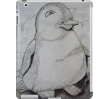 Mr Penguin iPad Case/Skin