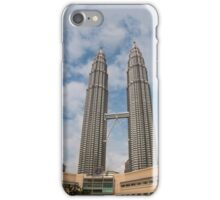 Petronas Towers iPhone Case/Skin