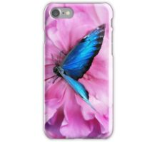 The butterfly - Iphone Case iPhone Case/Skin