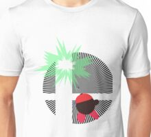 Ness (Kirby Hat) - Sunset Shores Unisex T-Shirt